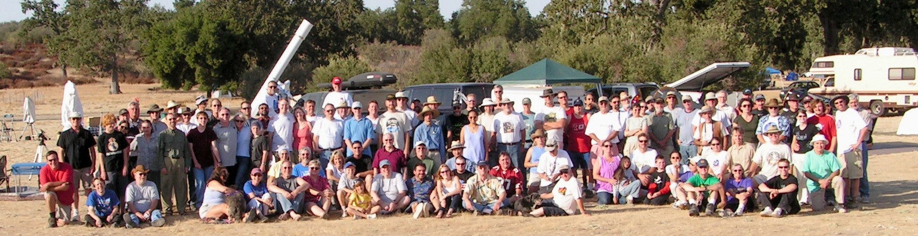 Group Picture - CalStar 2006