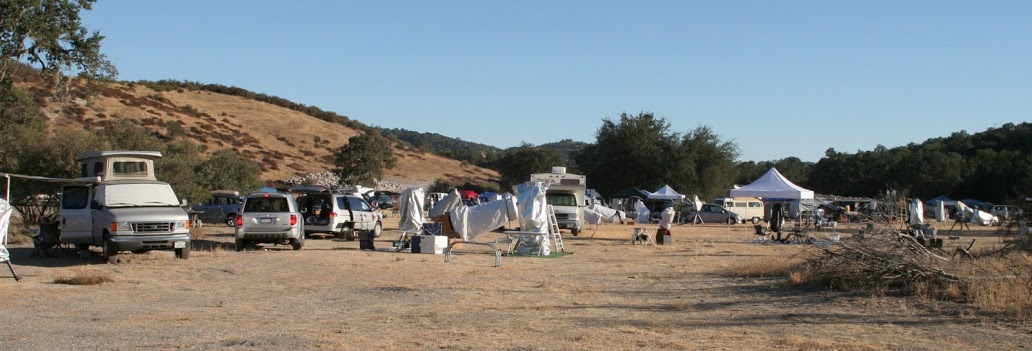 Overflow Camping Area - Lake San Antonio - CalStar 2008