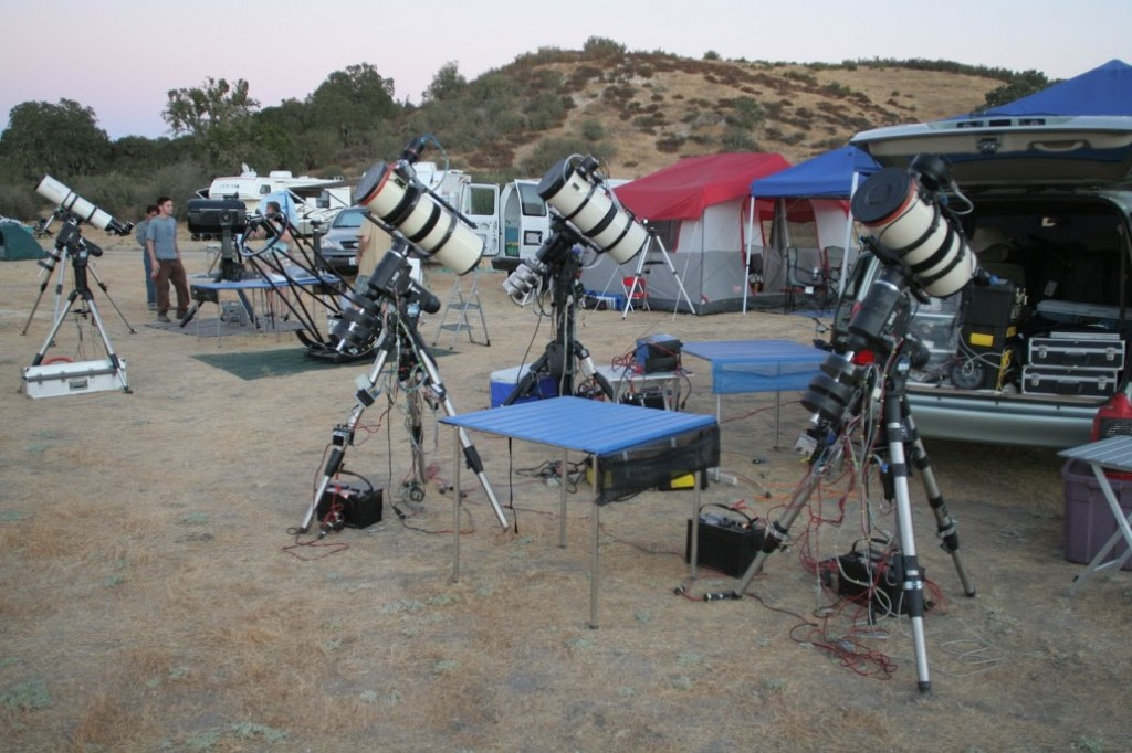 Telescopes - CalStar 2008